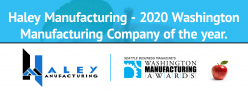 Haley Manufacturing Logo